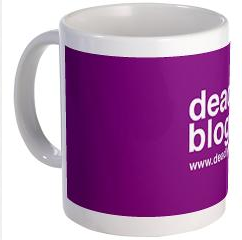 Deadly Bloggers mug